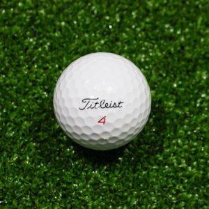 Golf žogice Titleist MIX