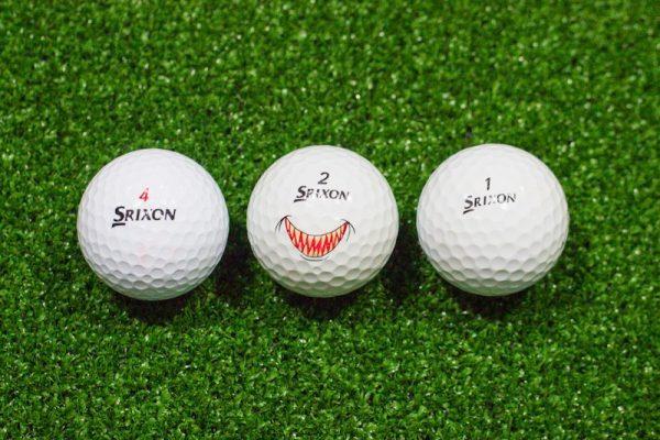 Golf žogice Srixon MIX