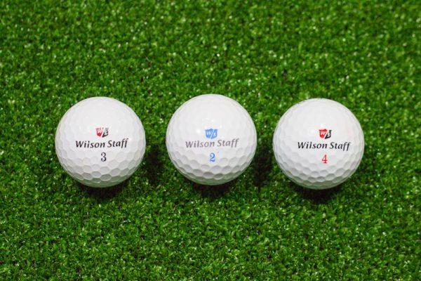 Golf žogice Wilson DX2 Soft