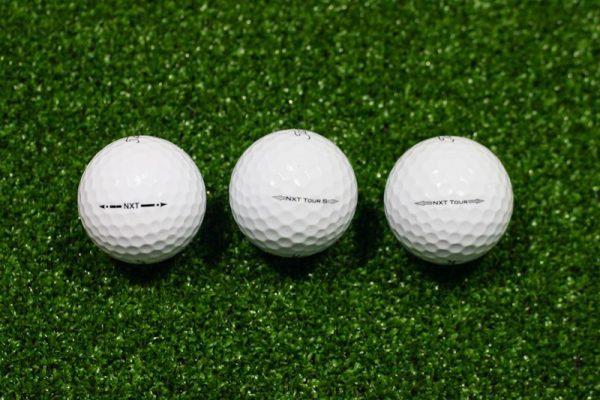 Golf žogice Titleist NXT MIX