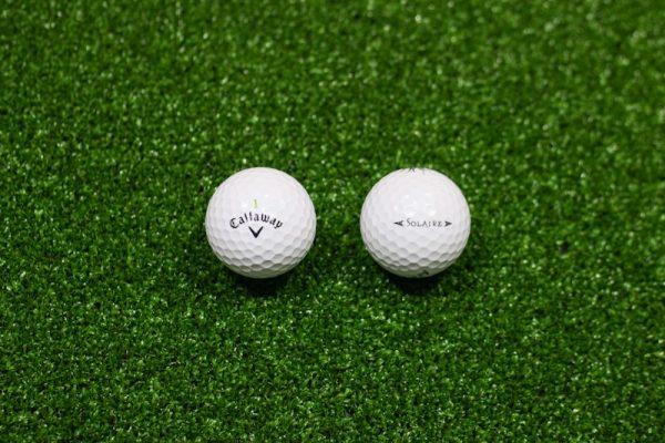 Golf žogice Callaway Solaire