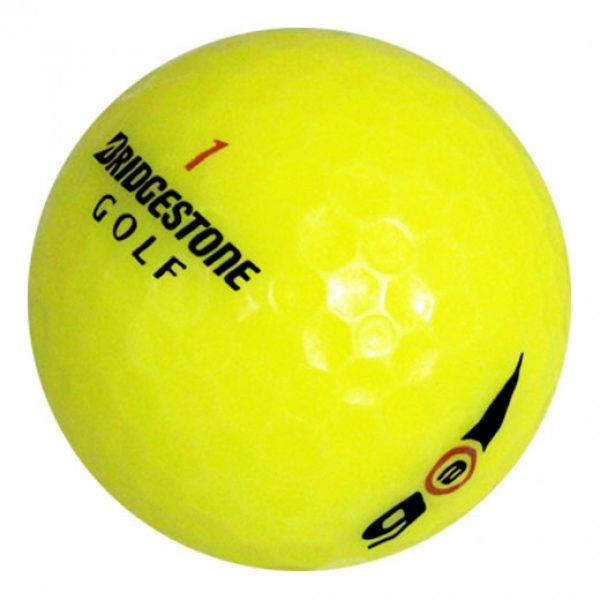 Golf žogice Bridgestone E6 YELLOW