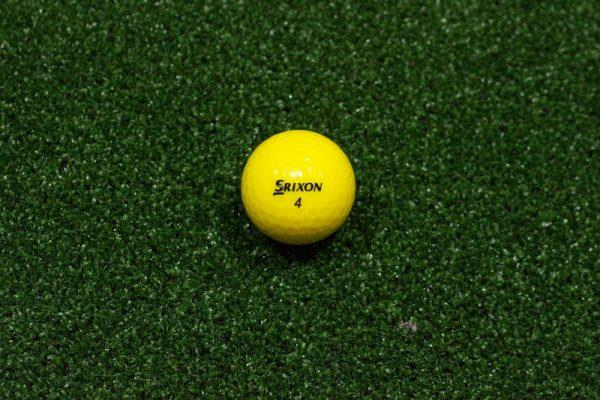 Golf žogice Srixon Z-Star, Z-Star XV, YELLOW