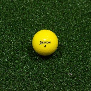 Srixon SOFT FEEL YELLOW (3 kom)