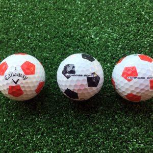 Callaway CHROME SOFT TRUVIS MIX (2 kom)