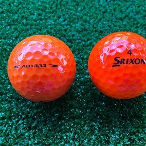 Srixon AD333 oranžna (2kom)